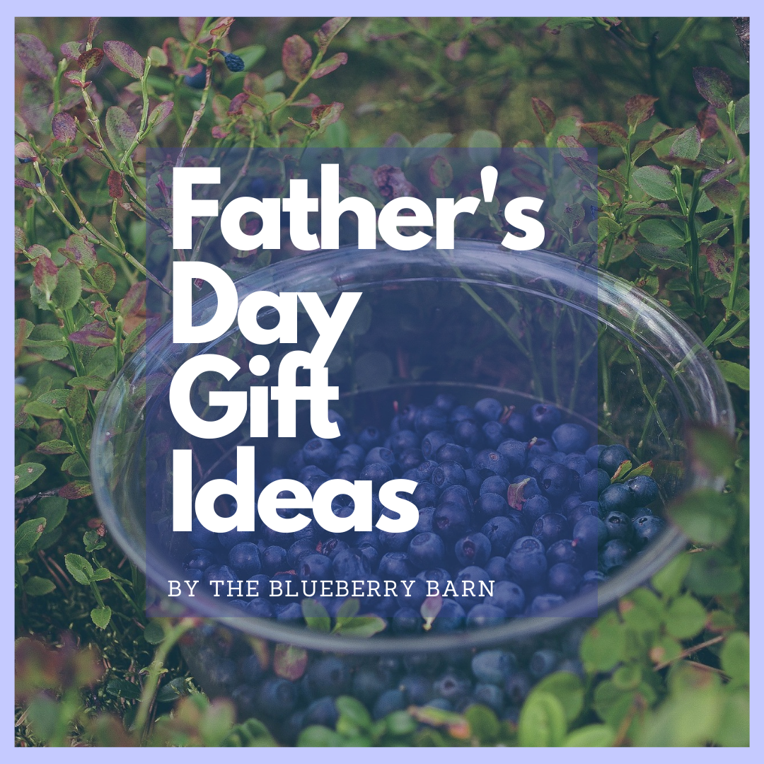 father's day gift ideas from The Blueberry Barn