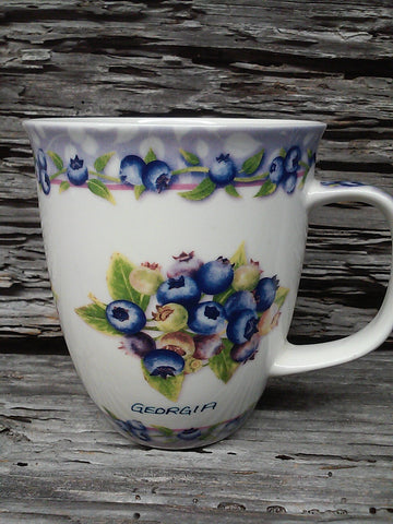 Blueberry Harbor Mug