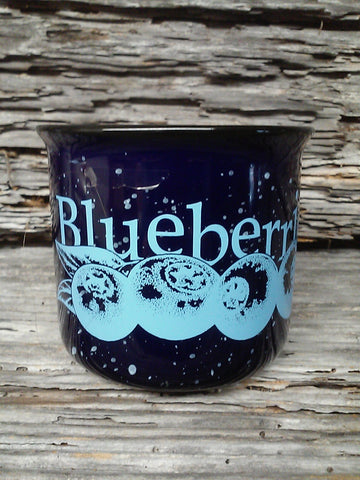 Ceramic Blueberry Mug