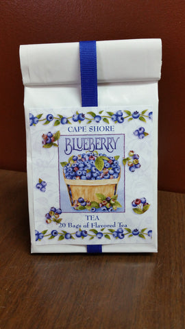 Blueberry Flavored Tea Bags