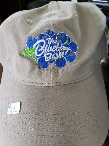 Blueberry Barn Cap