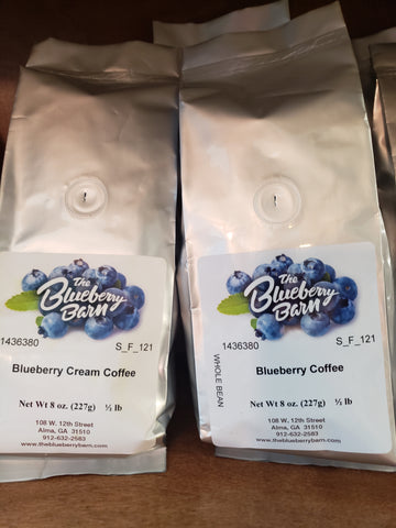 Blueberry Coffee