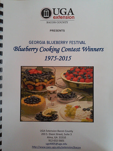 Blueberry Cookbook