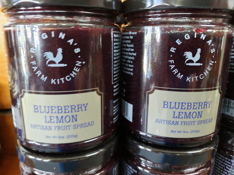 Blueberry Lemon Artisan Spread