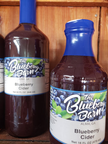Blueberry Cider