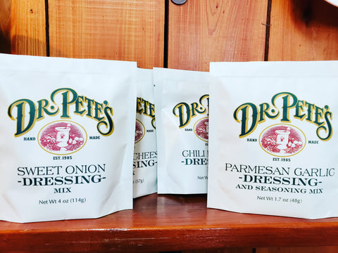 Dr. Pete's Dressing Mix