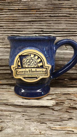 Handmade in USA Pottery Mug