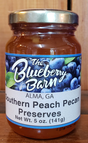 Southern Peach Pecan Preserves