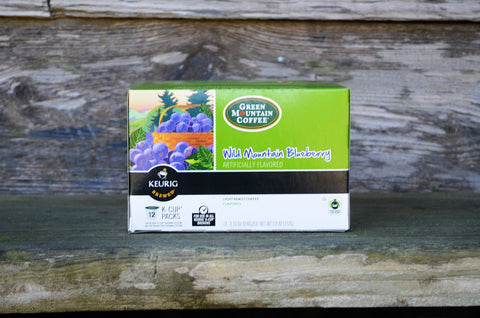 Wild Mountain Blueberry K-cups