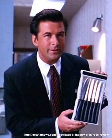 Set of Steak Knives Glengarry Glen Ross