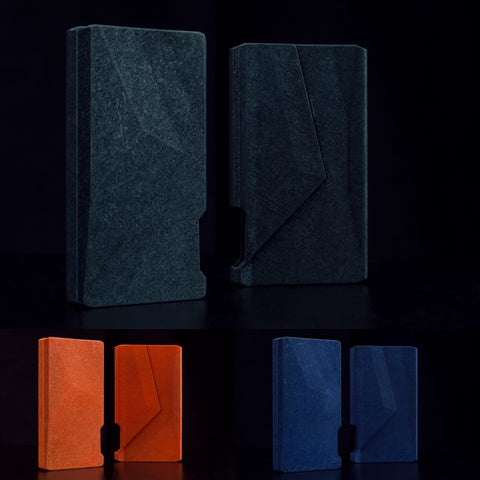 Stealth Nighthawk (Black, Blue & Orange)