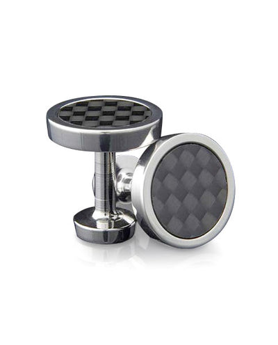 Carbon Origin Cufflinks