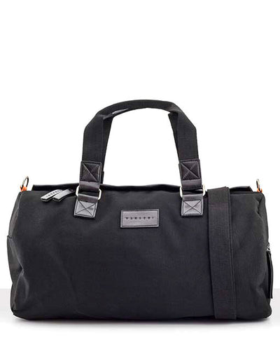 Vanacci canvas duffle bag front view