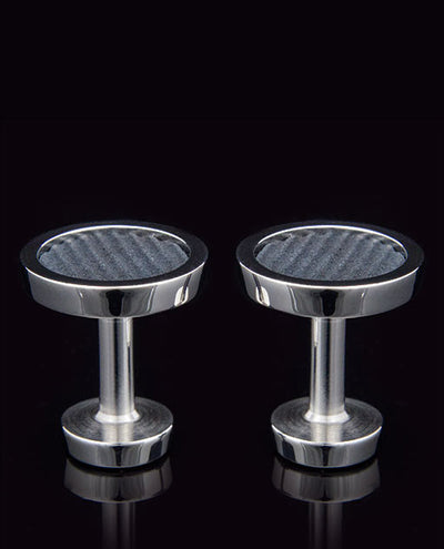 Stainless Steel Origin Cufflinks