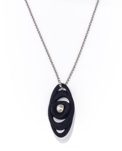 Vanacci Lockstone perfume Pendant modeled on saturn
