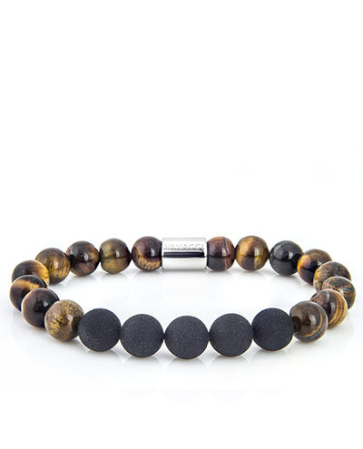 Tiger Eye Union Bracelet
