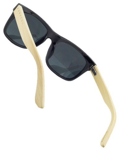 Natural Bamboo Sunglasses For Her
