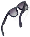 Black Natural Bamboo Sunglasses