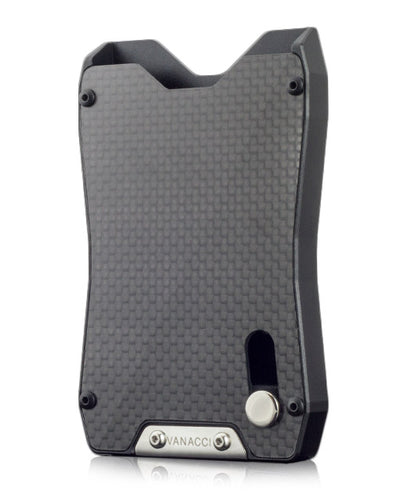 Vanacci Stealth carbon fiber card holder