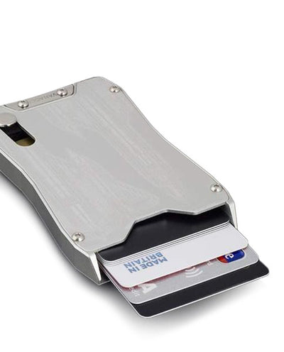 Vanacci Stealth aluminum credit card holder, Engraved with SR71