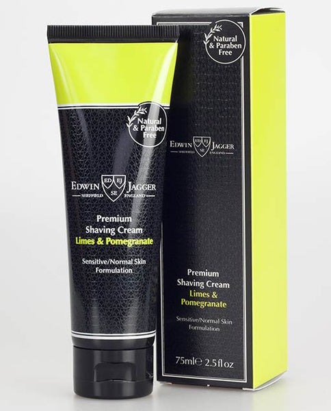 Lime & Pomegranate Shaving Cream