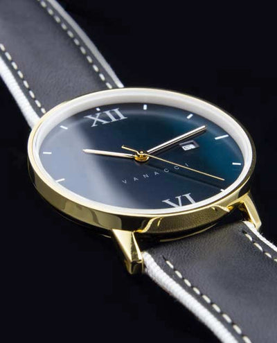 Gold Vanacci Watch Midnight - Vanacci  - 2