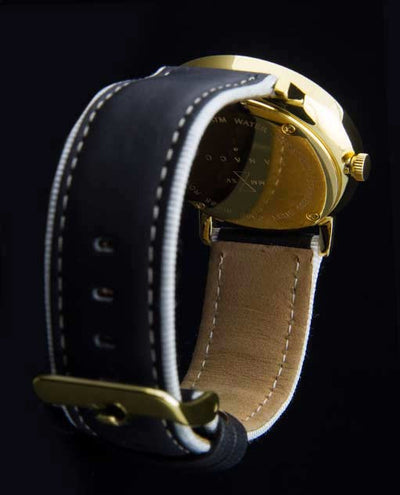 Gold Vanacci Watch Midnight - Vanacci  - 3