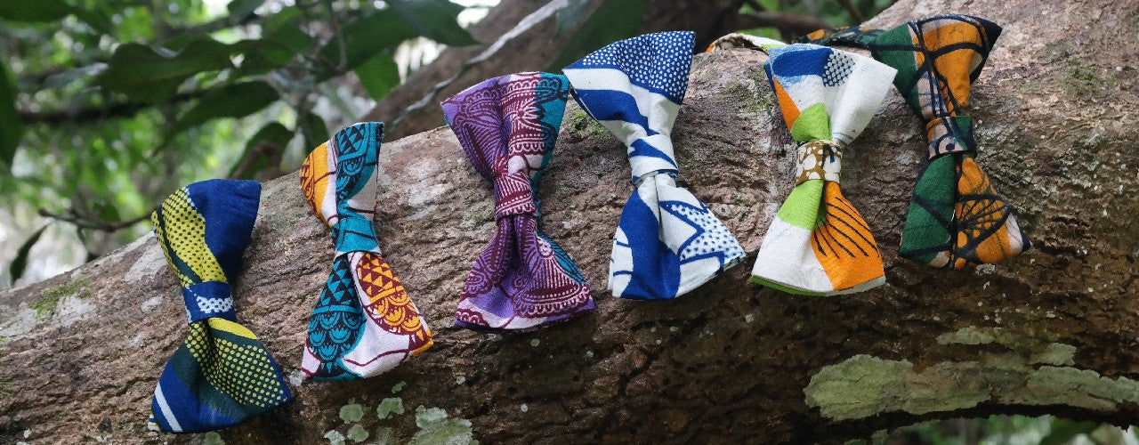 PAYAMBA African Bow Ties
