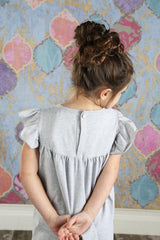 Pearl Dress - T-Shirt - Pearls and Piggytails