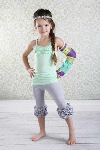 Capri Icing Leggings - T-Shirt