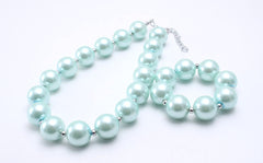 Chunky Bubblegum Necklace - Set A