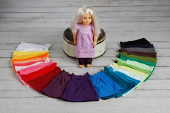 Doll Pearl Dress - 26 Colors