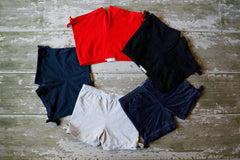 Cartwheel Shorts - Navy