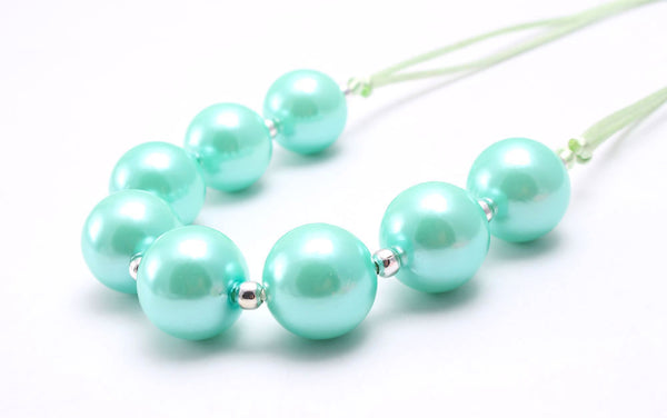 Chunky Bubblegum Necklace - Style A2