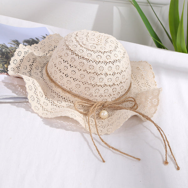 Summer Hat - Lace