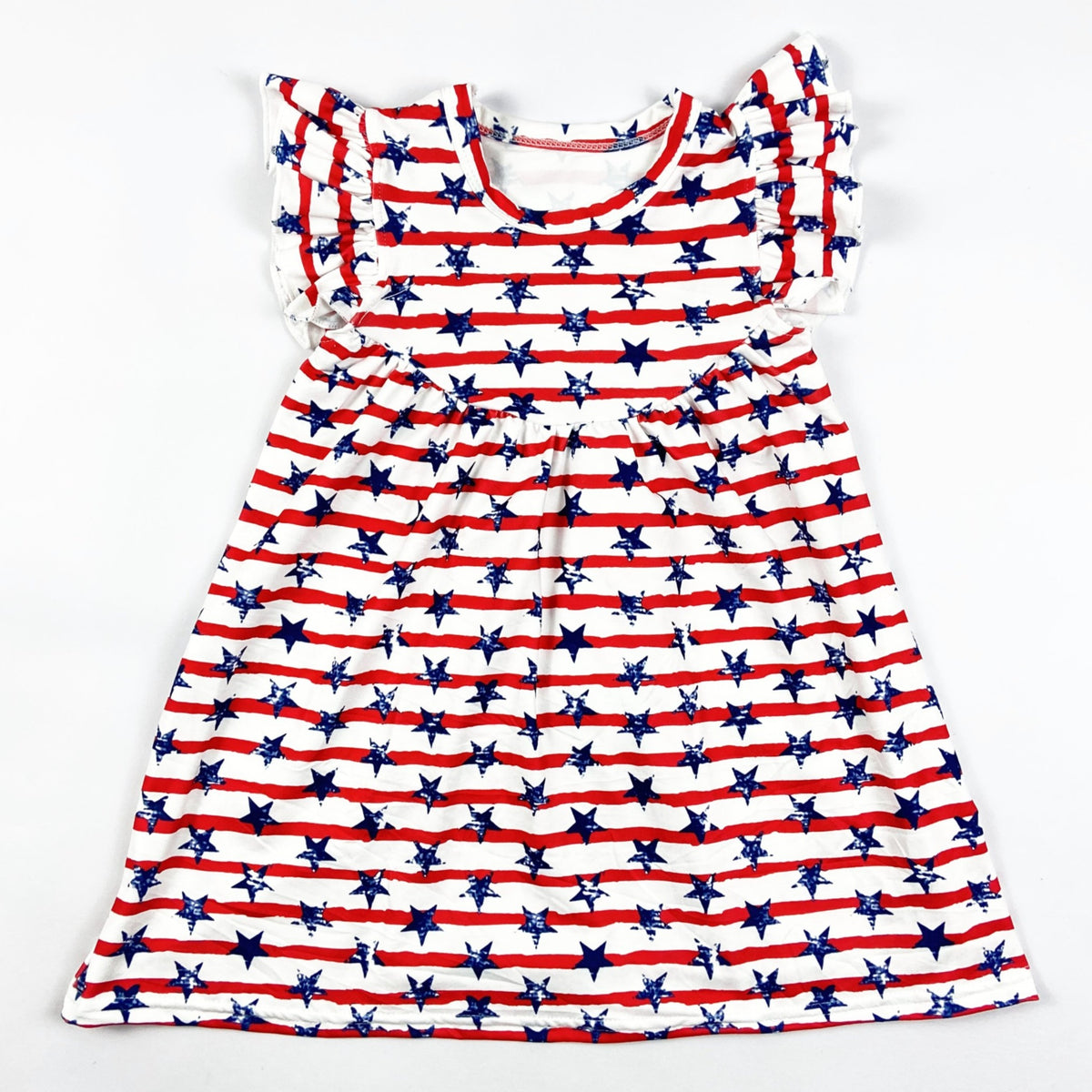 Miley Dress - 4th of July STYLE B