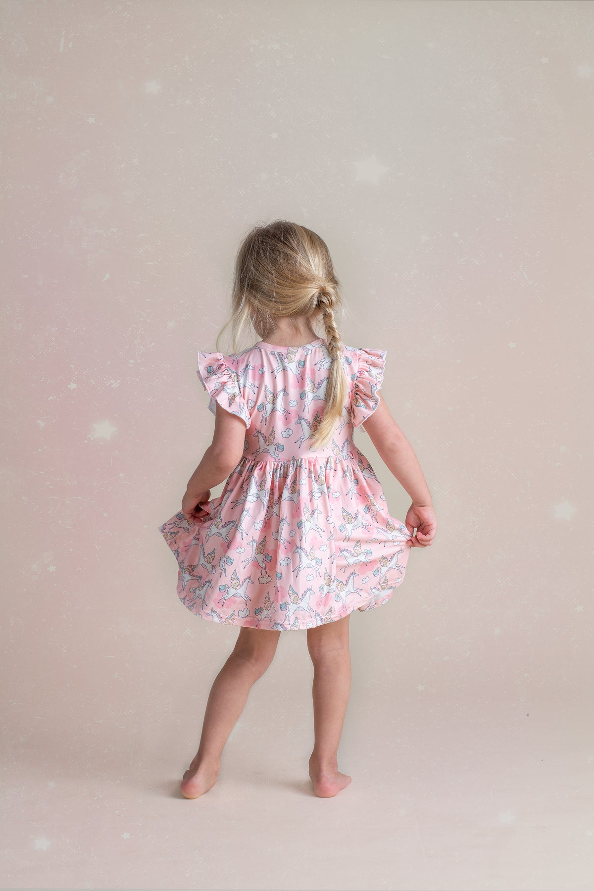 Adeline Dress - Fairytale Frolick
