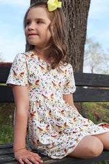 Jenny Dress - Easter Delight