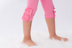 Capri Blakely Legging - Bubblegum