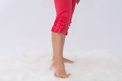 Capri Blakely Legging - Strawberry