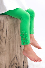 Blakely Leggings - Pickle