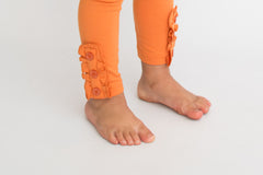 Blakely Leggings - Pumpkin