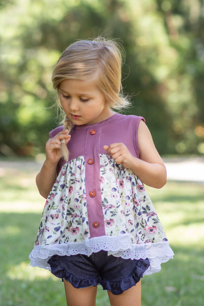 Emma Grace Tunic - Small Town Girl