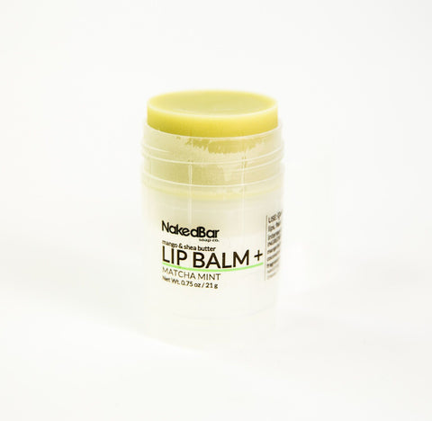 Matcha Mint Lip Balm+