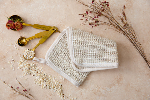 Sisal Cloth - Naked Bar Soap Co.
