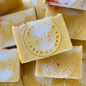 Lemongrass Ginger Artisan Soap