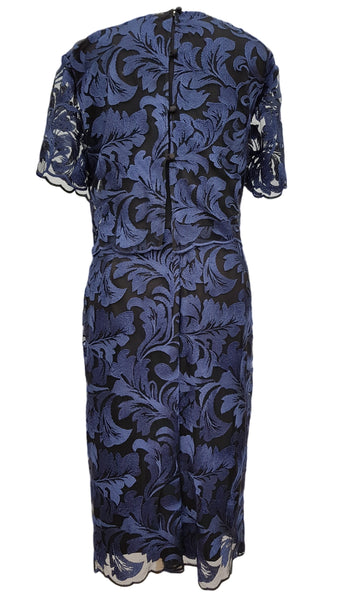 Phase Eight Adelphia Lace Layer dress Size 8 Worn once RRP £140!! (PRICE REDUCED)