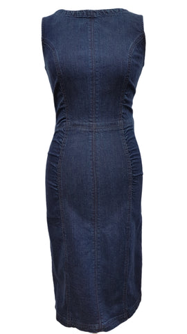 Phase Eight Denim dress Size 12