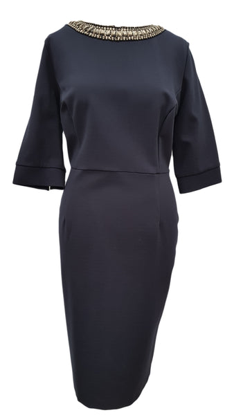 Phase Eight Phoebe Jewel dress Size 10 Worn once RRP £130!!
