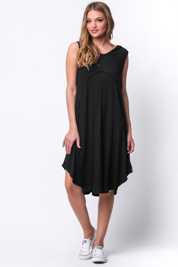 Macy hooded dress